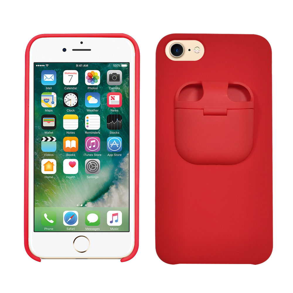 iPhone 6/7/8 Fit Real Feel Airpod Case
