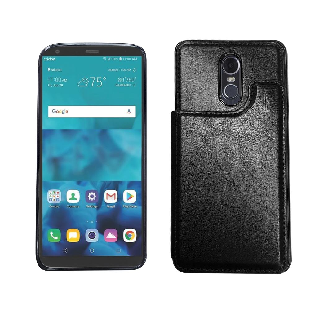 LG Stylo 4/Plus Folio Case