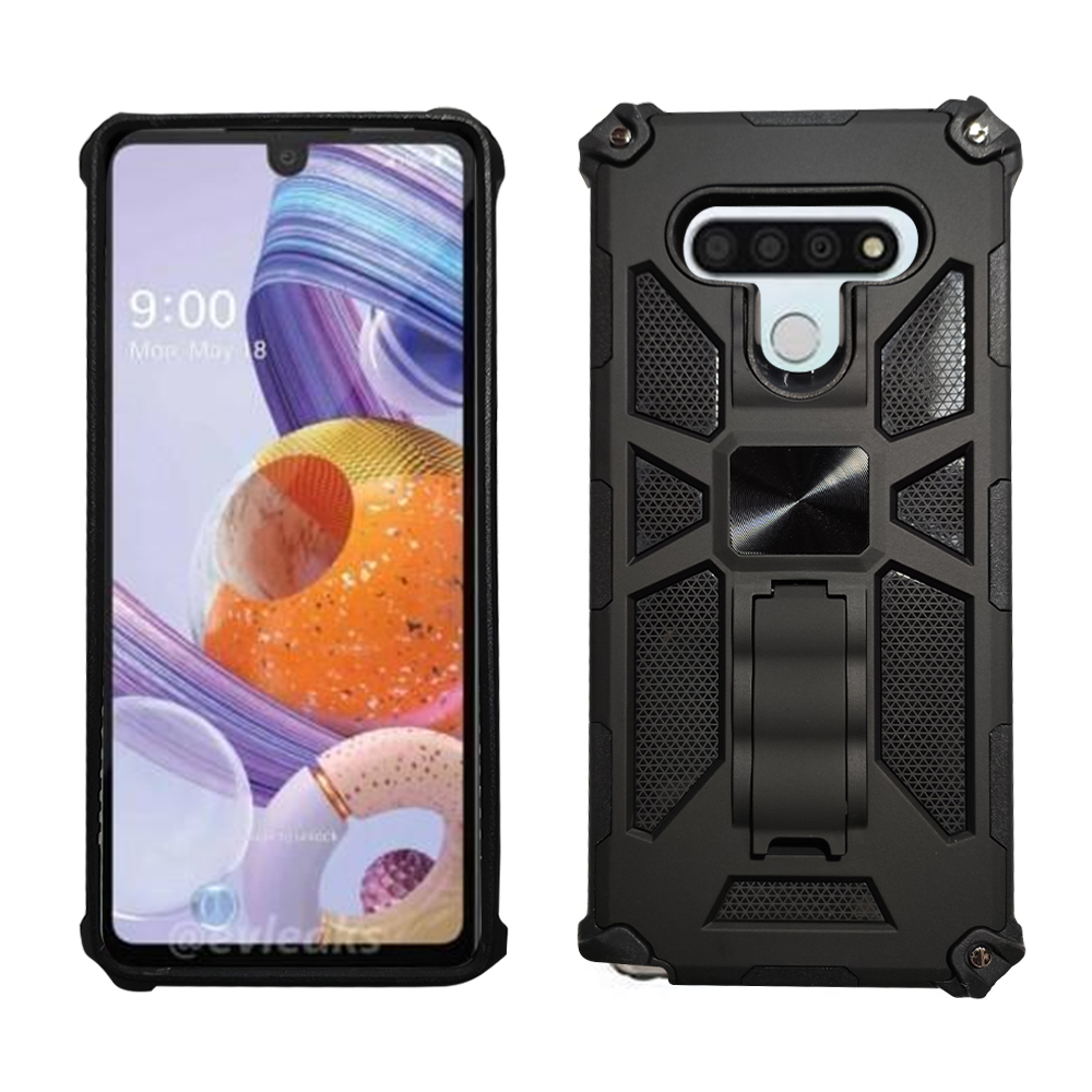 LG K51 Spider Web 2in1 With Kickstand