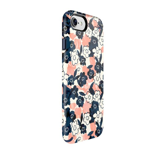 Speck Inked iPhone 6/7/8 Fit - Floral Peach