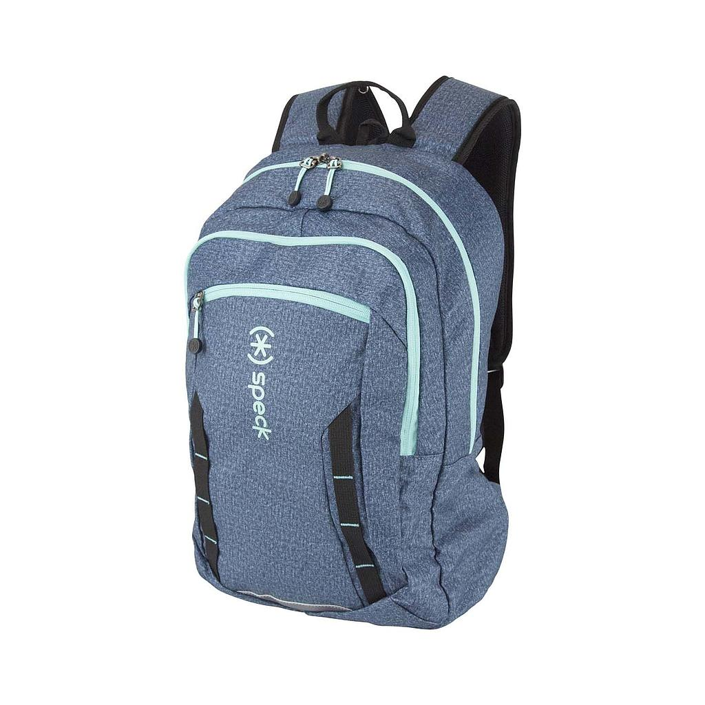 Speck Mighty Pack Backpack - Teal/Grey