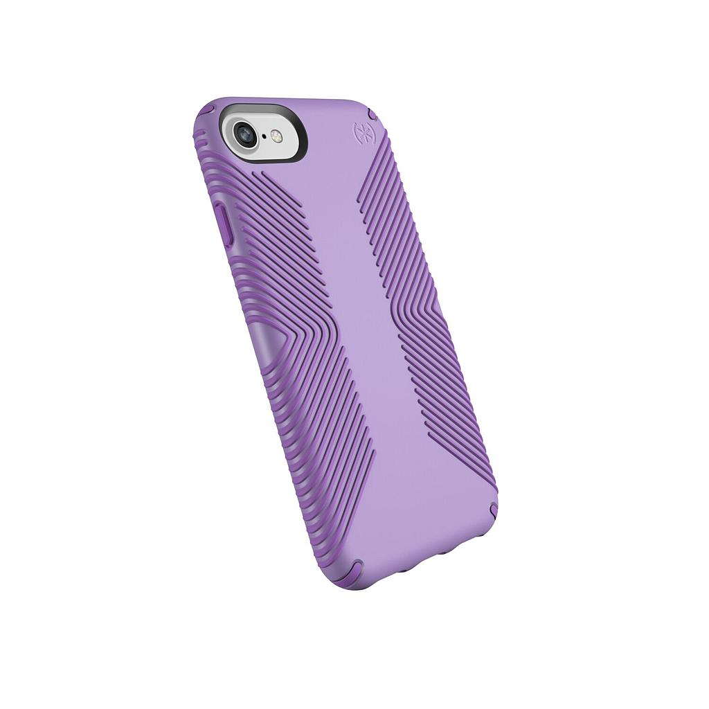 Speck Presidio Grip iPh 6/7/8/SE Fit - Purple