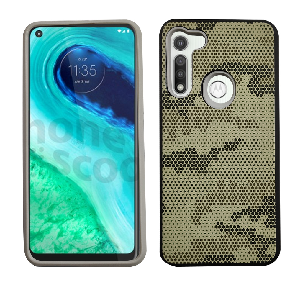 LG Tribute Monarch Slim Design - Camo