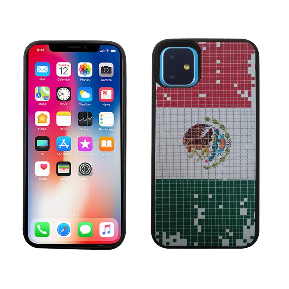 iPhone 11 Pro Slim Design - Mexico Flag