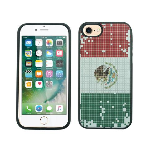 iPhone 6/7/8 Fit - Slim Design - Mexico Flag