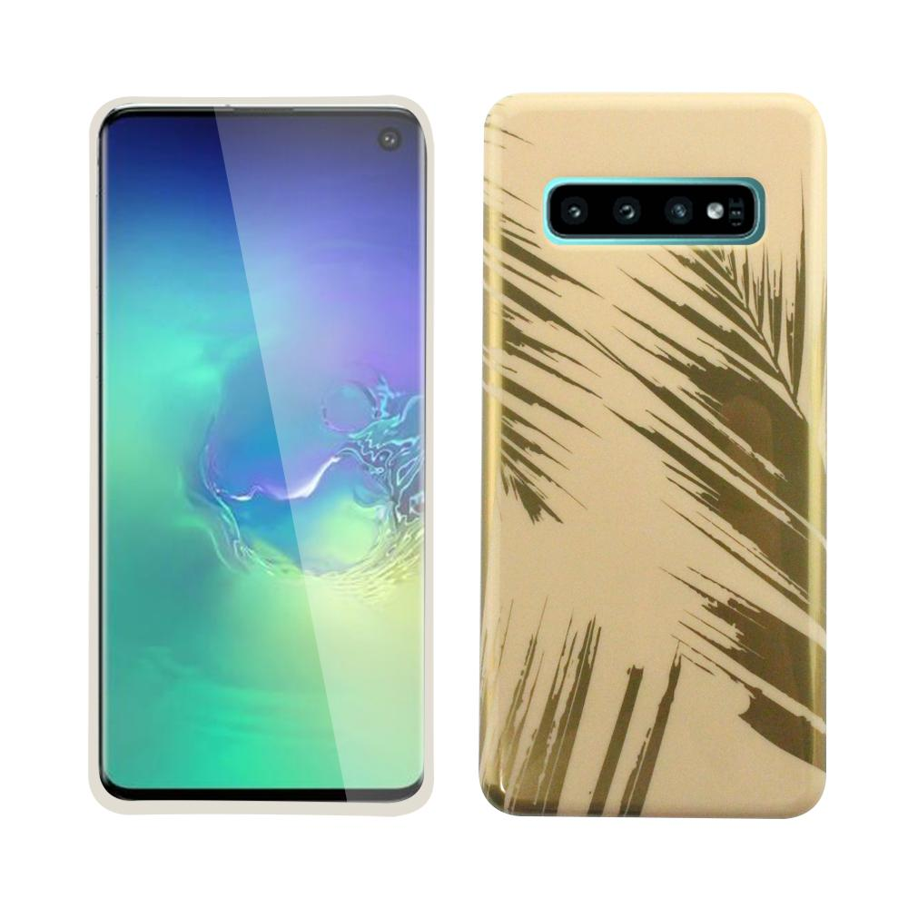 Samsung Galaxy S10 - Edge To Edge - Rose Palm