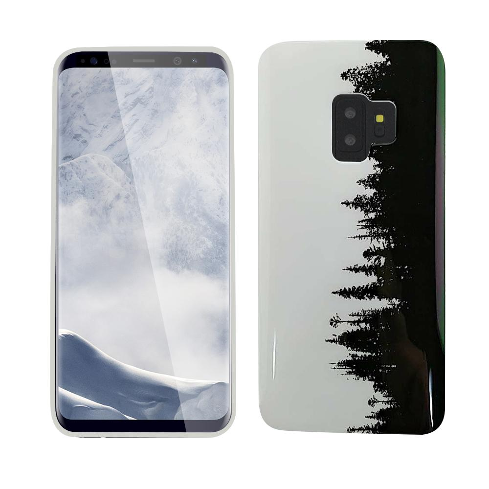 Samsung Galaxy S9 - Edge To Edge - Forest