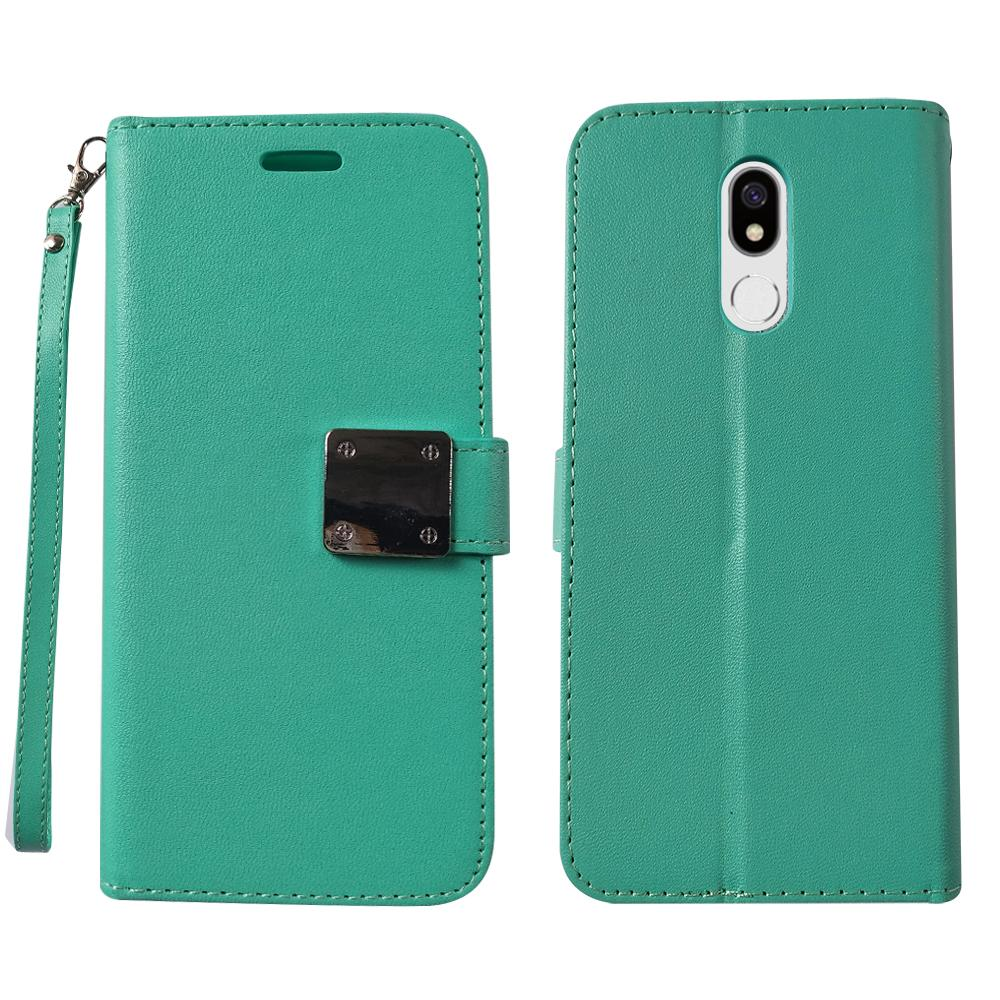 LG Stylo 5 - Leather Wallet