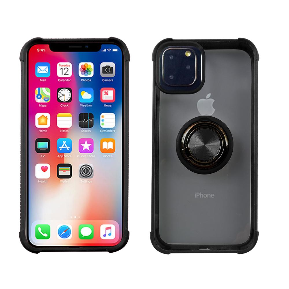 iPhone 11 Pro Tough TPU Case w Ring Holder