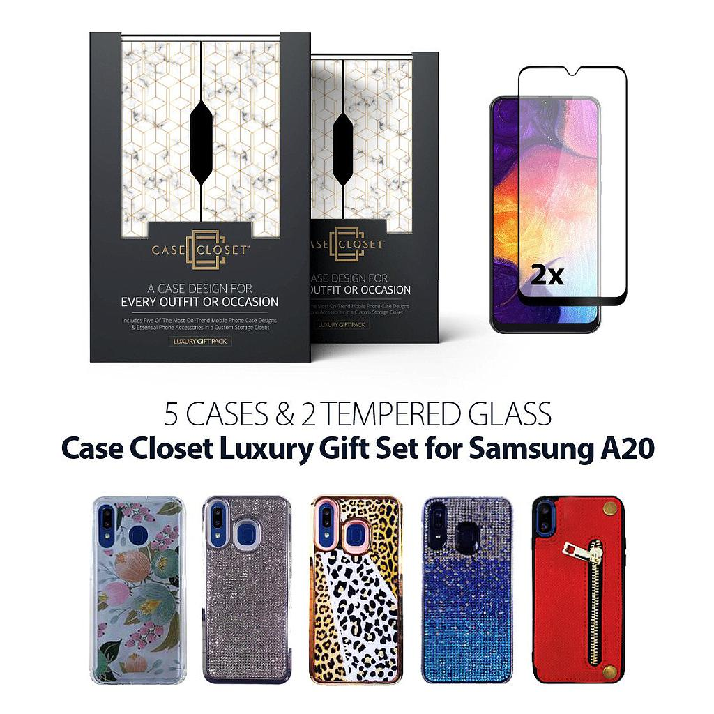 Case Closet Gift Set - Samsung A20 Series