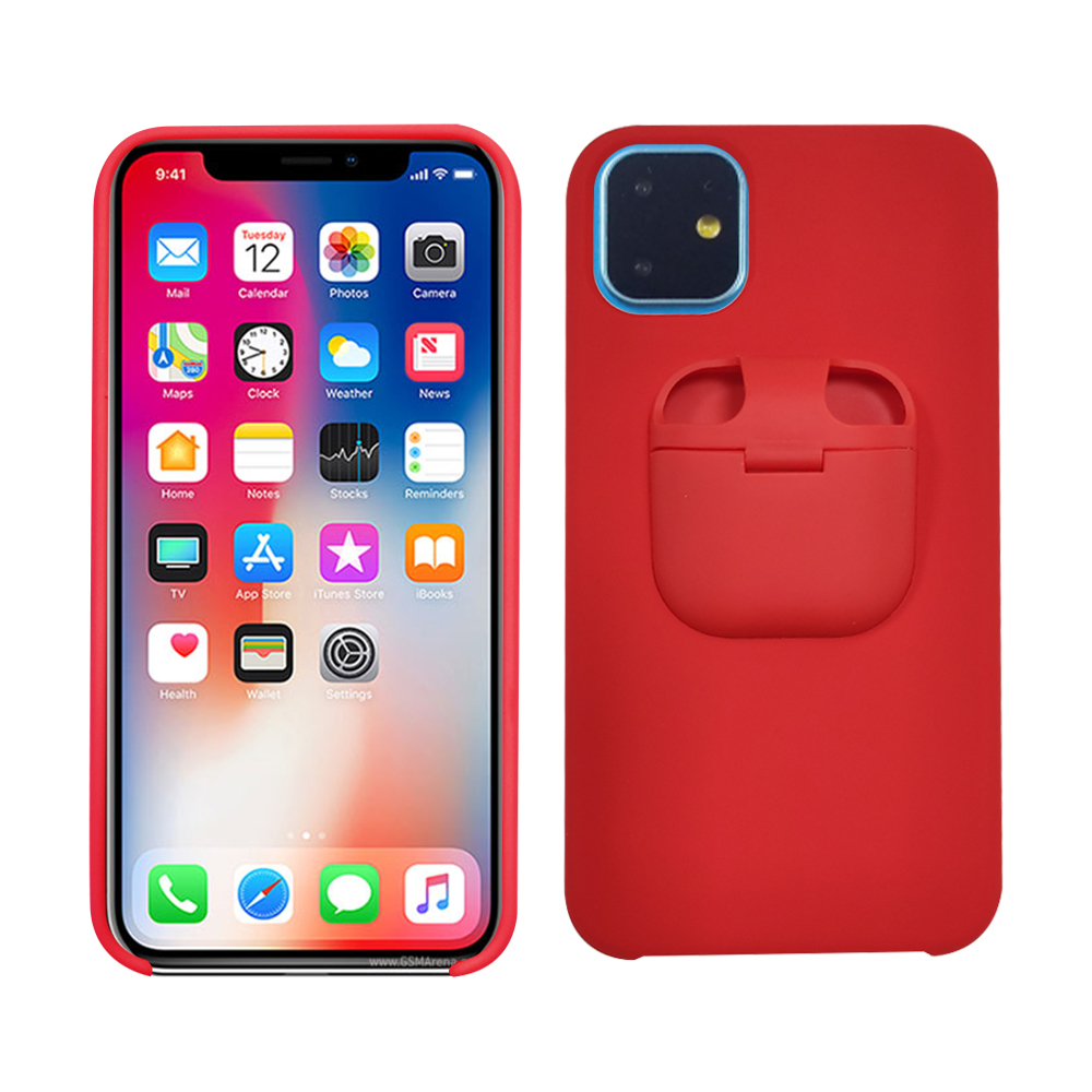 iPhone 11 Real Feel Airpod Case